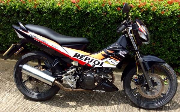 Sonic Repsol Modified to 160cc 5 Speed for a Thrilling Ride