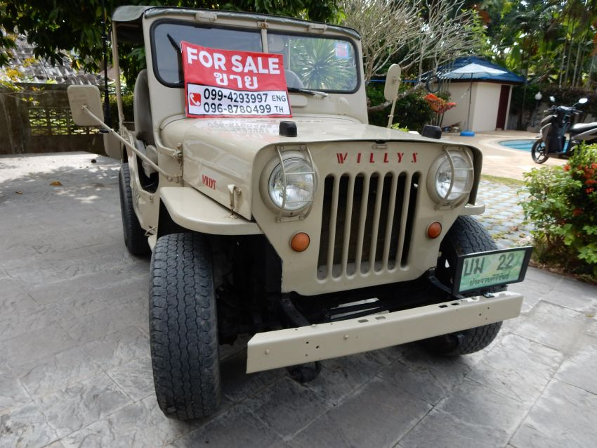 Willy Jeep in very good Condition BIG Discount
