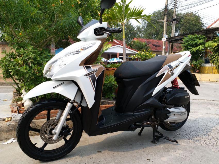 Honda CLICK 125 I , 2014