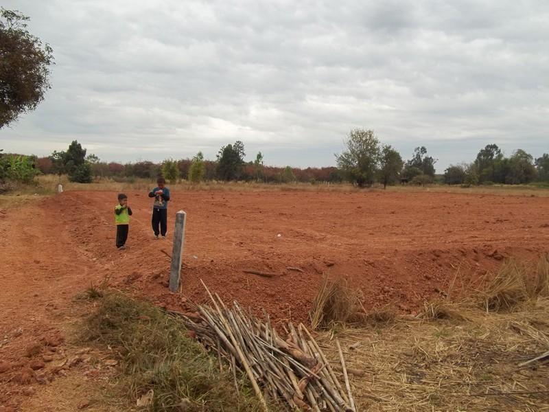Land -(1 Rai) -FULL Chanote-Ready to build house-inside city