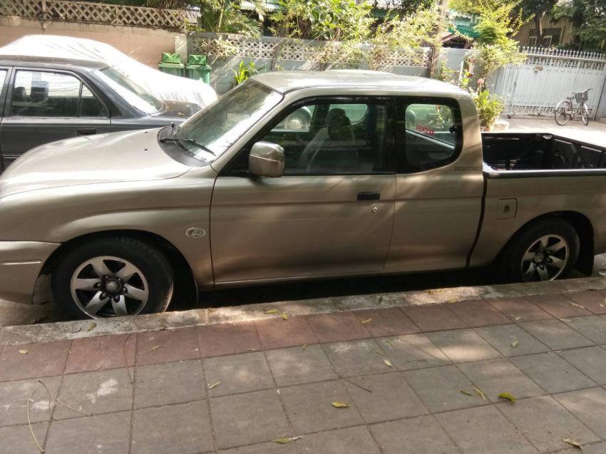 Beautiful Pickup Mitsibishi Strada