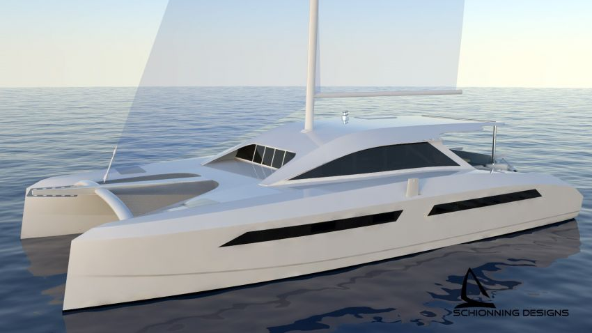 Schionning Sailing Multi-hulls Built To Order