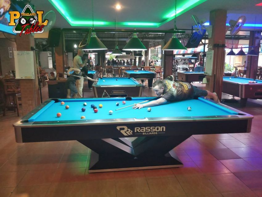 Rasson Victory II Pool Table