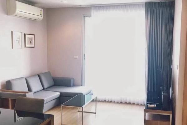 For Rent Rhythm Ratchada-huaikwang / 2 Beds 1 Bath 33,000
