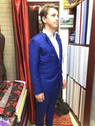 Handmade Tailored Suits In Bangkok