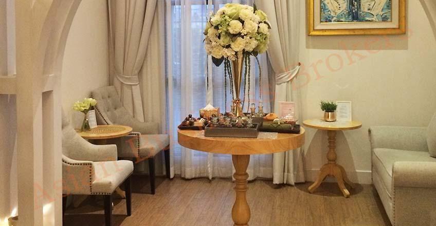0119003 Luxurious Spa in Prestigious Bangkok Location