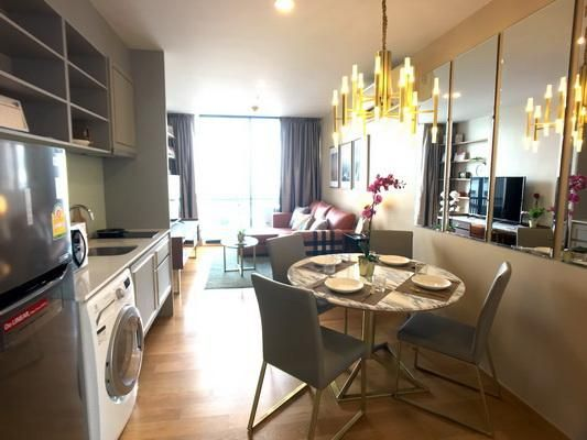 FOR RENT NOBLE REVO SILOM / 2 beds 2 baths / 63 Sqm.**50,000
