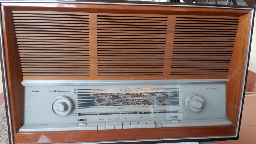 Saba-freudenstadt 15m-stereo Original
