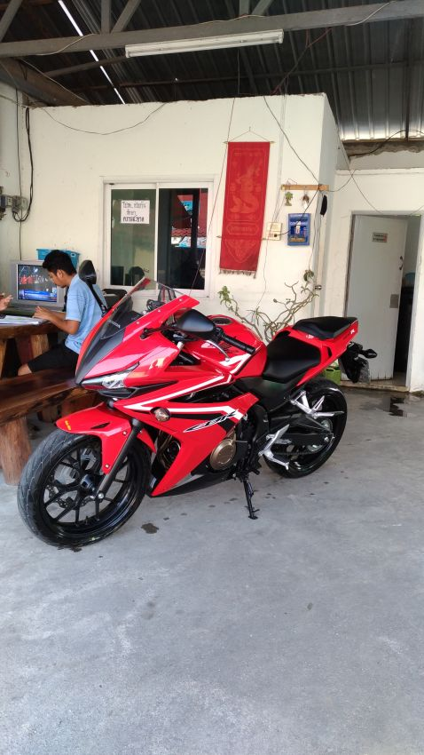 2017 Honda CBR500RA ABS For Sale - Brand New, Uber Clean.