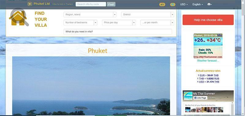 Domain name PHUKET.LTD