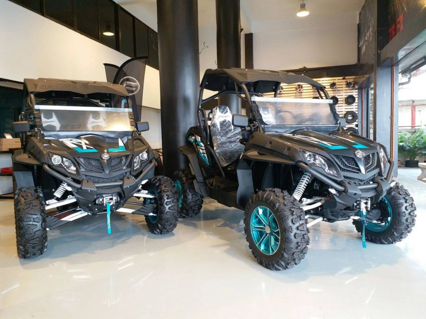 CF Moto UTV ATV Latest Models 2020 from 199.000 bht