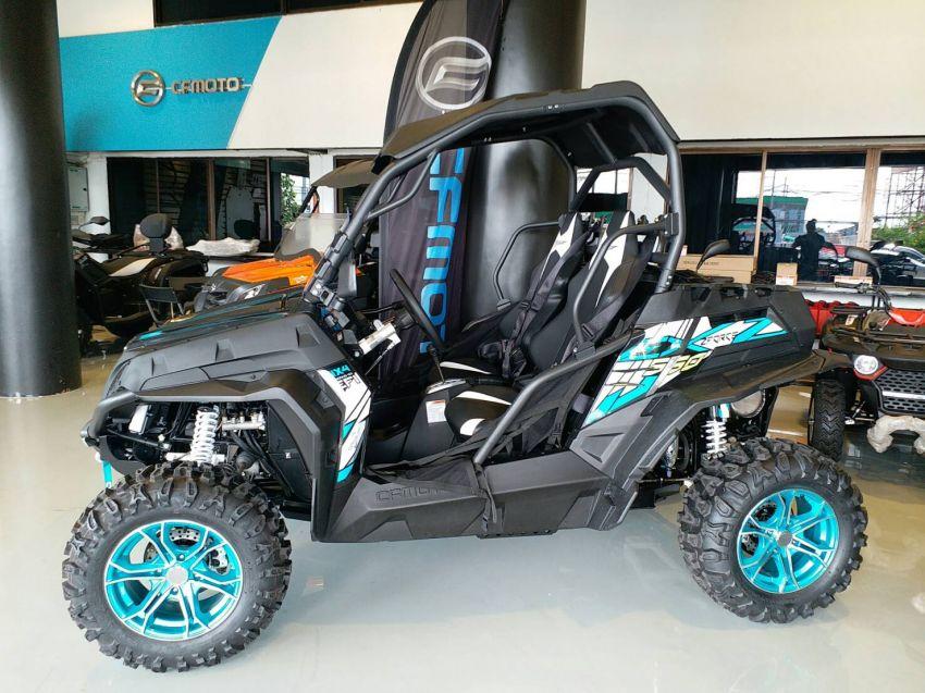 CF Moto UTV ATV Latest Models 2021 from 215.000 bht