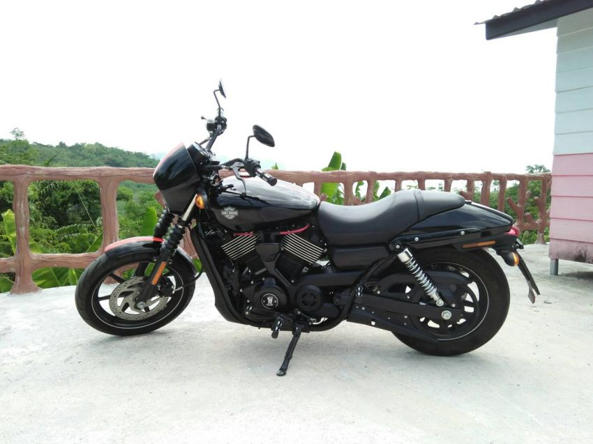 Harley Davidson Street 750cc for sale