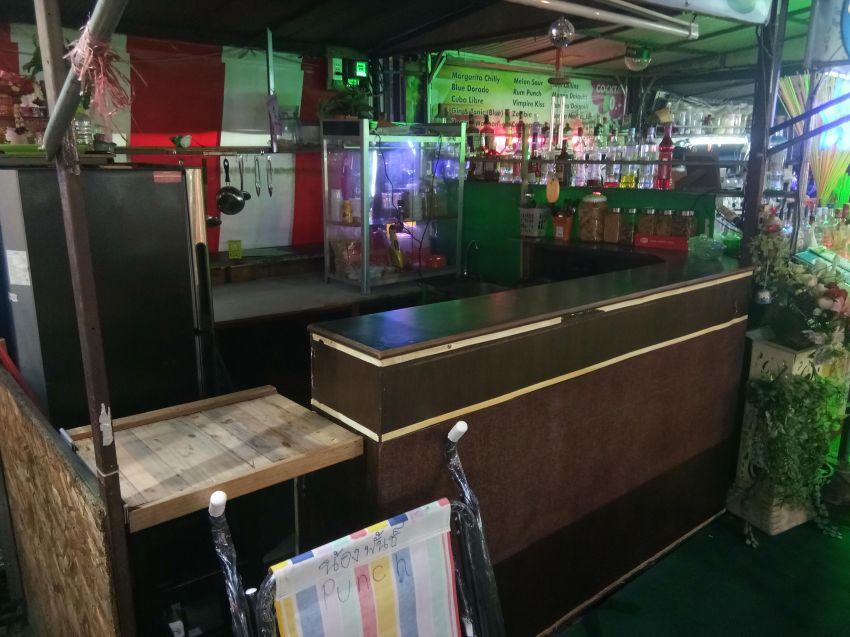 Restaurant Stall at Popular Night Market