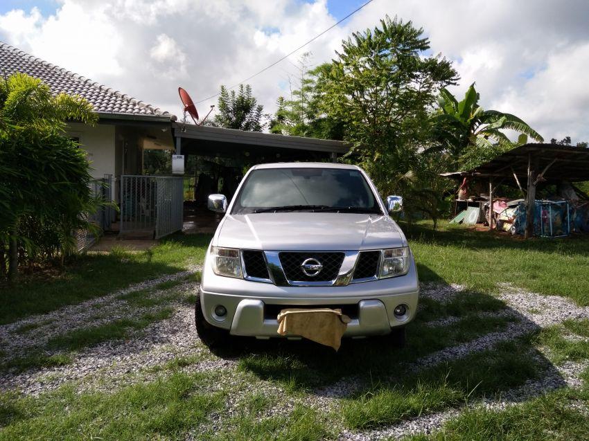 NISSAN NAVARA 2.5 LE 2008