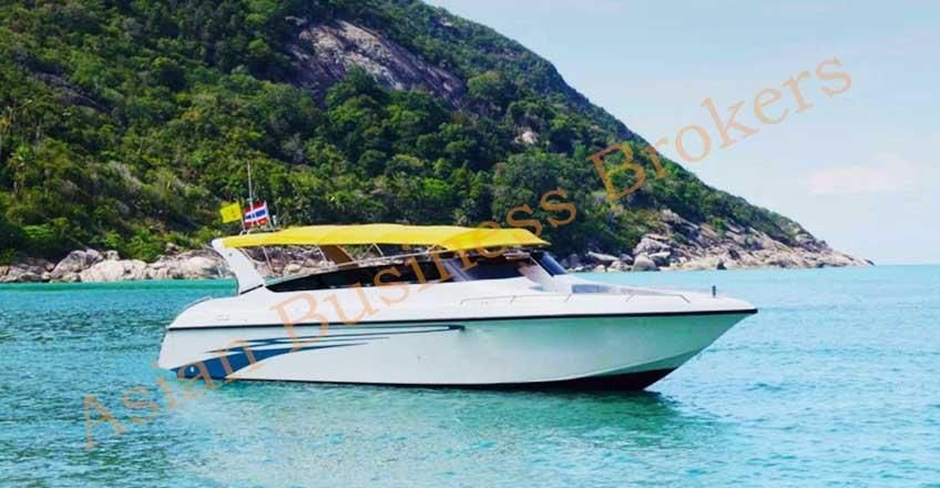 6705004 Successful Speed Boat Tour Company in Koh Pha Ngan