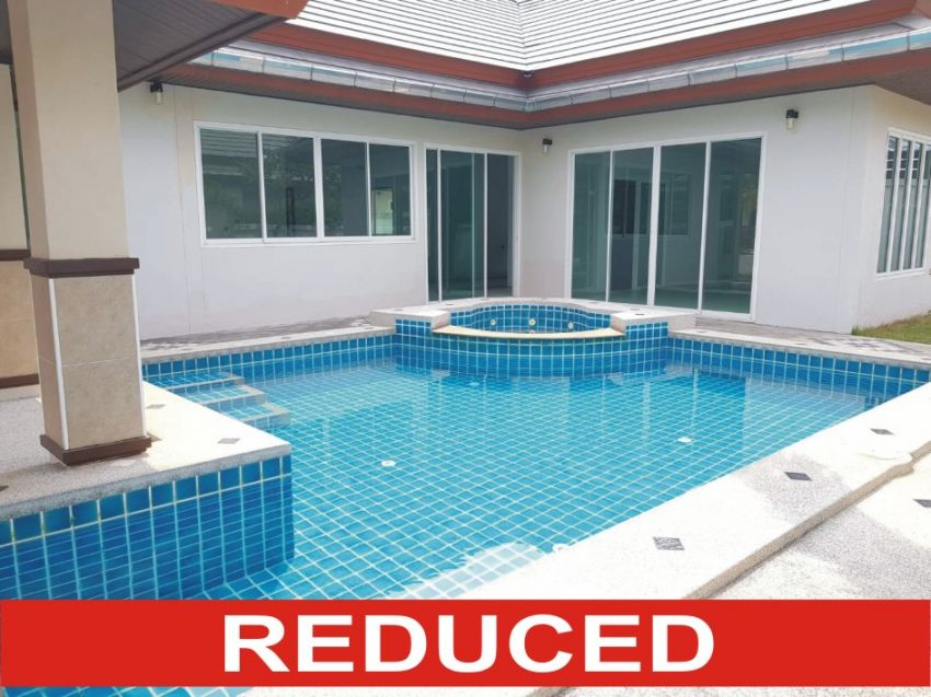 3 Bed Pool Villa Reduced from 5.85 Mb