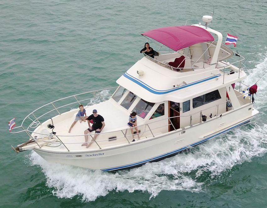 Seahorse Trawler 36