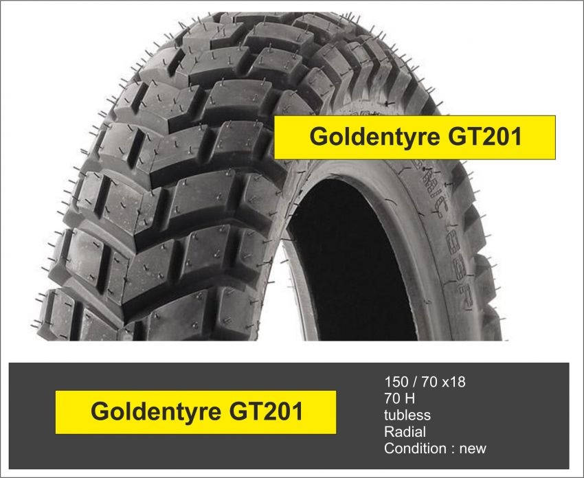 motorcycle tyre motorbike tire 150/70 x 18 on-off road new