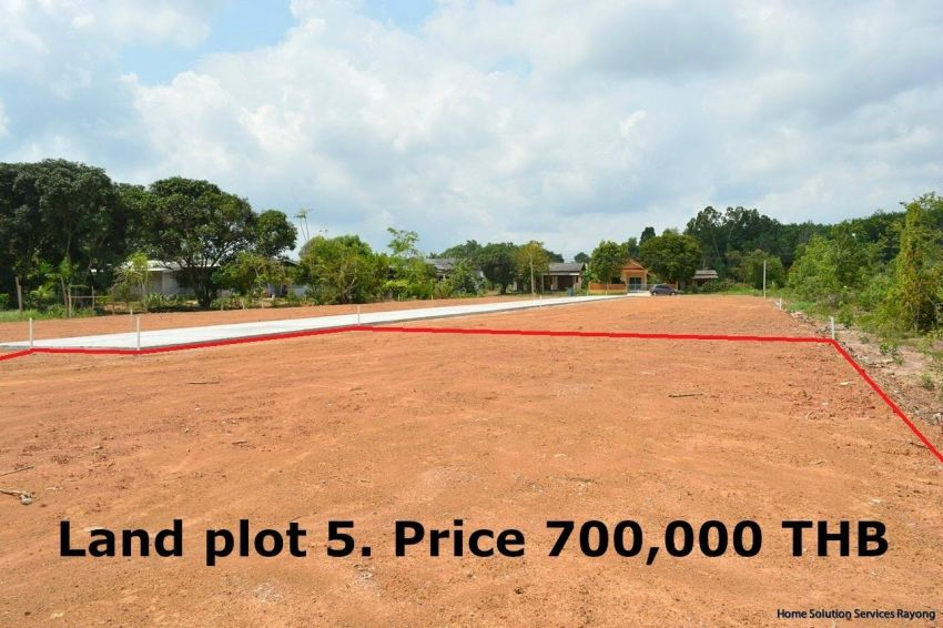 Land for sale! Build your dream house!