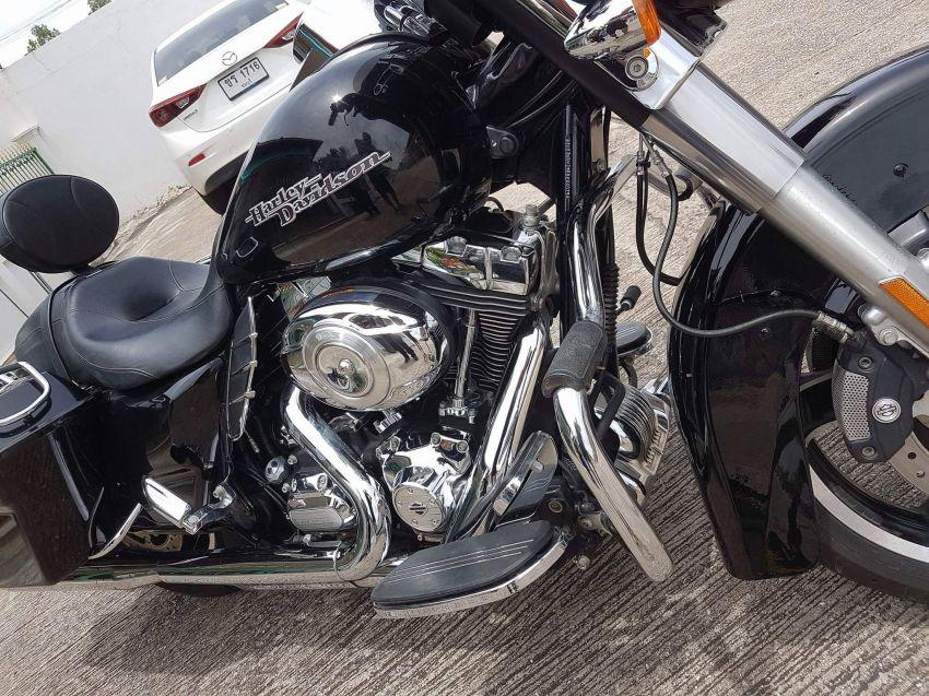 Harley Davidson Street Glide 2011. 103 CUI