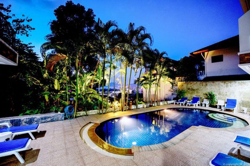Nice hotel  1500 sqm,  Patong Beach