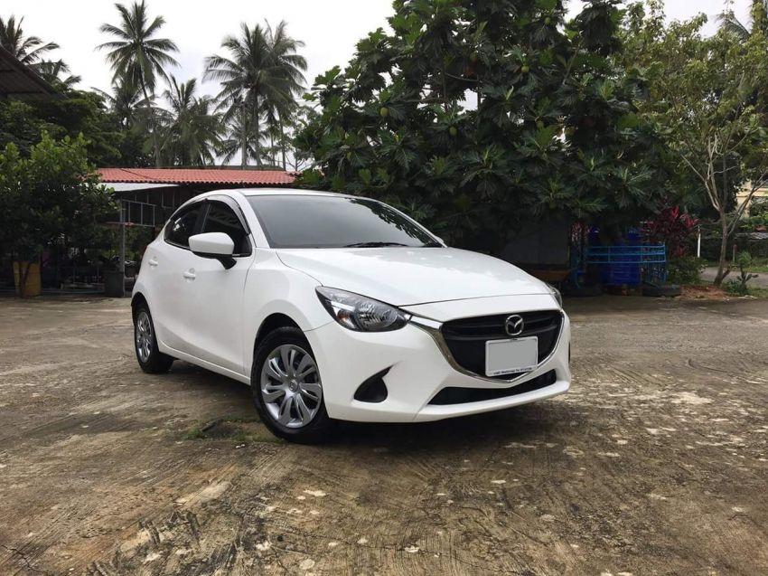Mazda 2. 1,3 Sports Standard