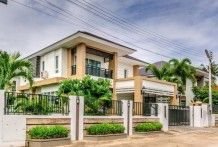 3 Bed 2 Storey Modern Style Villa