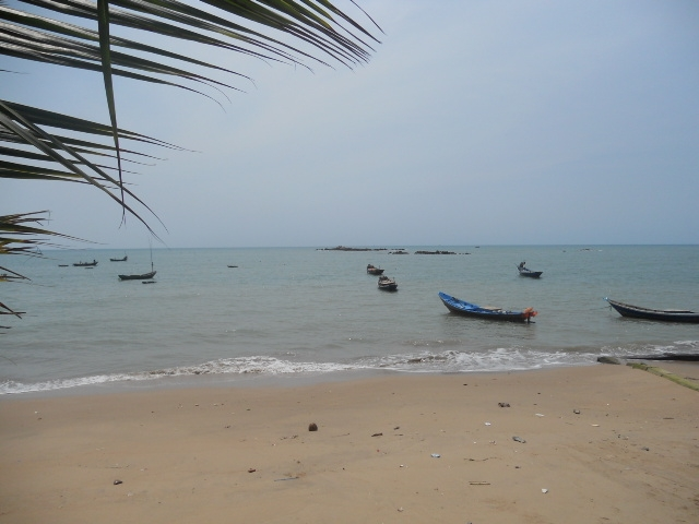 Developer Land Phala beach nr bang chang