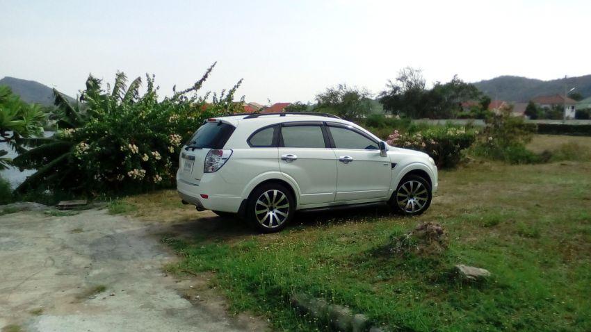 Chevrolet Captiva 2,0 D.,2011,only org.54000km