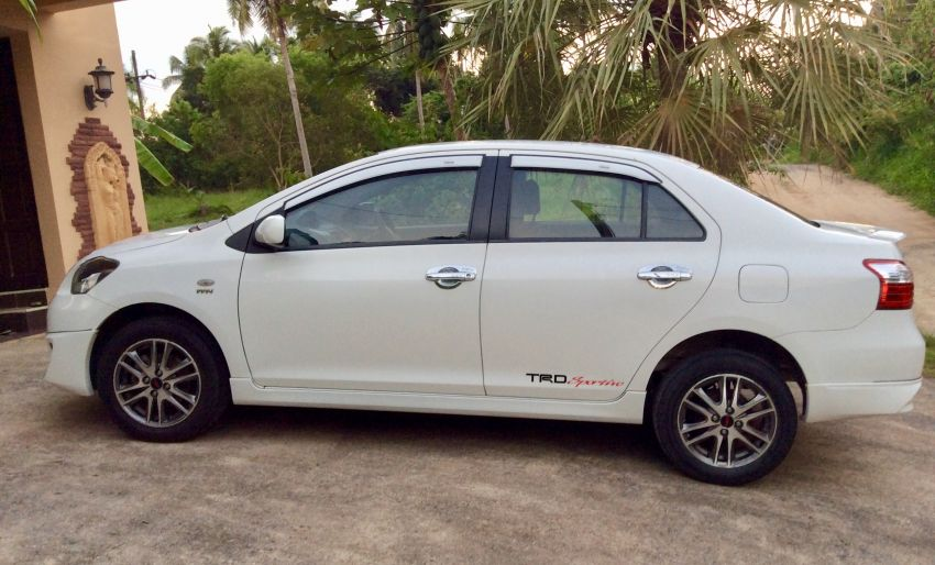 Vios TRD Sportivo For Rent Long Term Only