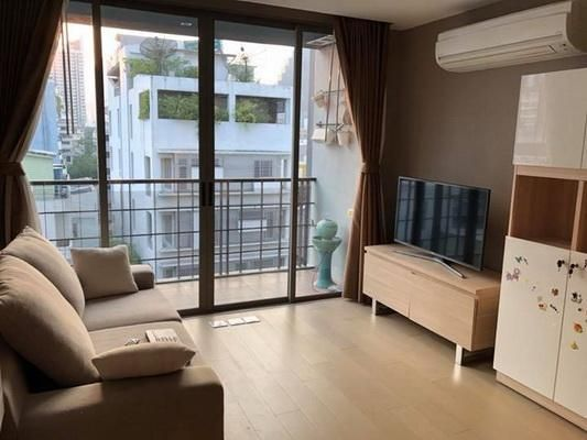 FOR RENT KLASS SILOM / 2 beds 2 baths / 55 Sqm.**40,000**