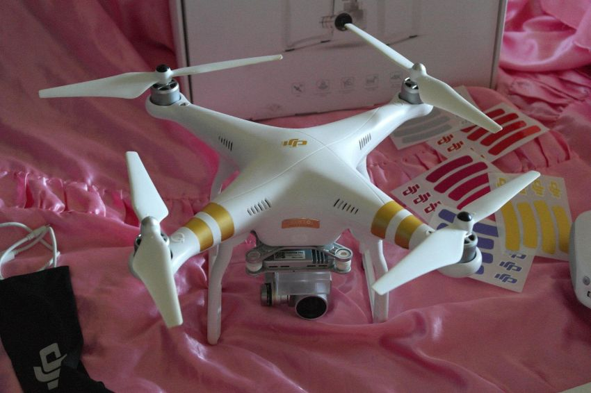 4K camera Phantom 3 Professional Drone in Box