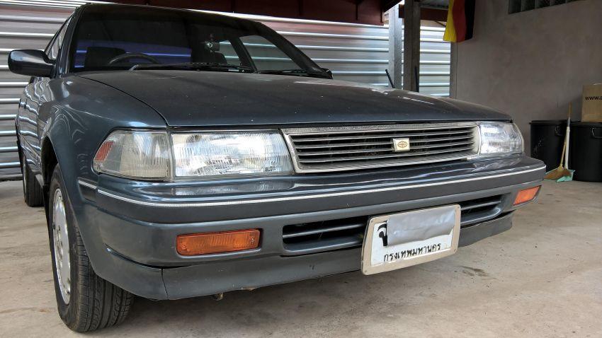 TOYOTA Corona 2.0 LPG + Benzin, Automatic