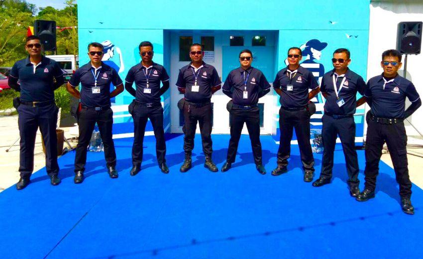 SGS Security Services
