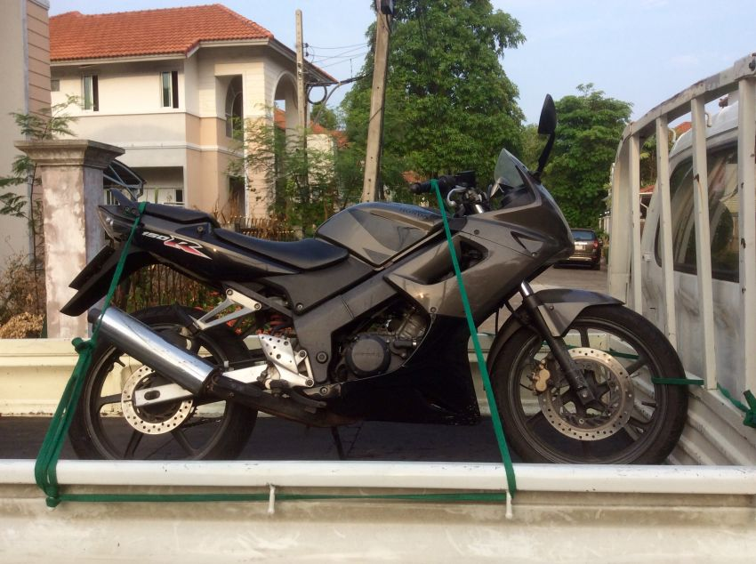 CBR150R camouflage fully manual 6 gears Price Reduced