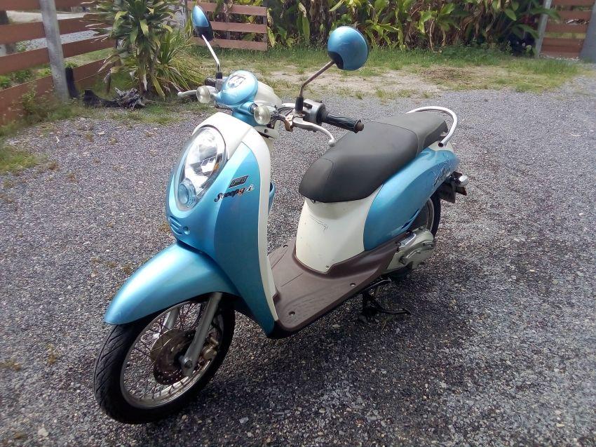 Honda Scoopy for sale in Khanom