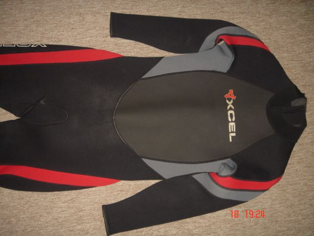 XCEL Hawaii Men's Duraflex Surf Scuba Dive Wetsuit, XF 3.2mm Full Suit Size XXL