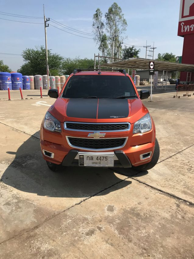 chevrolet high country storm 2.8ltr auto