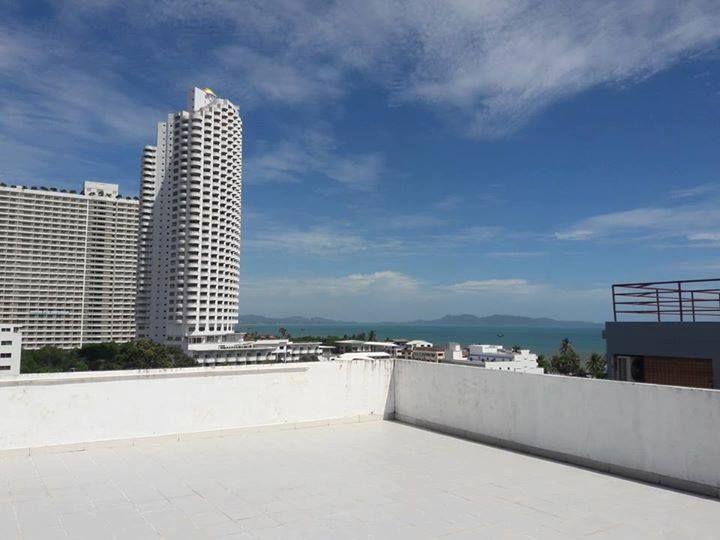 42 sq.m. condo for rent at Jomtien beach,Pattaya.