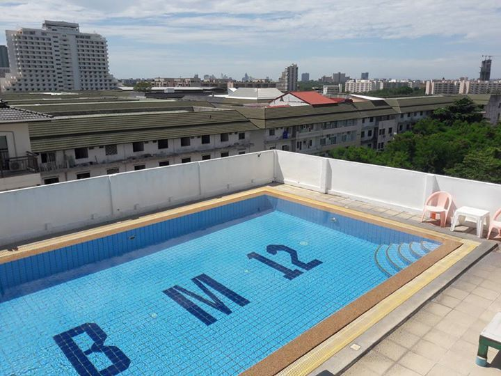 42 sq.m. condo for rent at Jomtien beach,Pattaya.