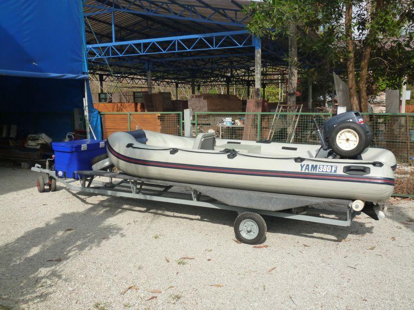 bateau YAM 3.80