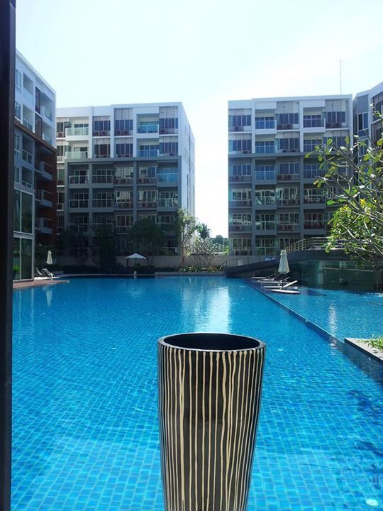 REDUCED AGAIN Seaview Apartment in Hua Hin in the Seacraze for sale