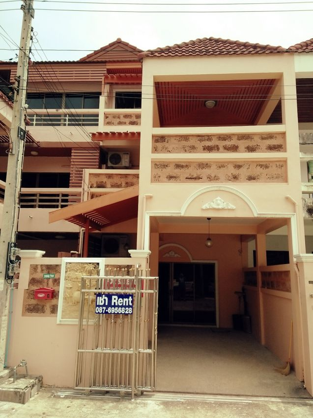Cha Am Beachfront rent 4brd,5bth beach 30sec walk