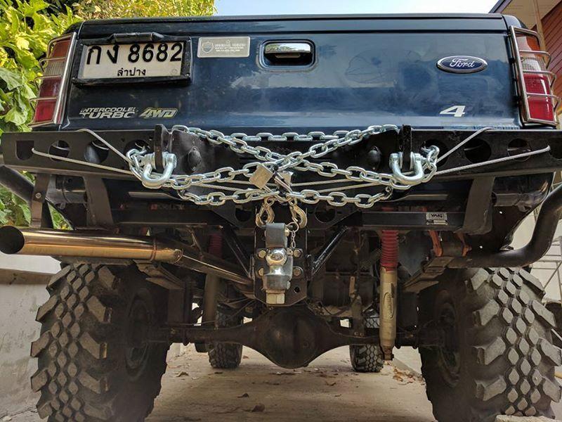 4x4 Ford Ranger Big Foot Off Road