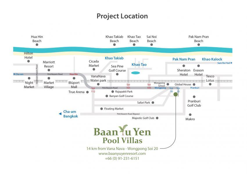 Pool Villas For Sale - Baan Yu Yen