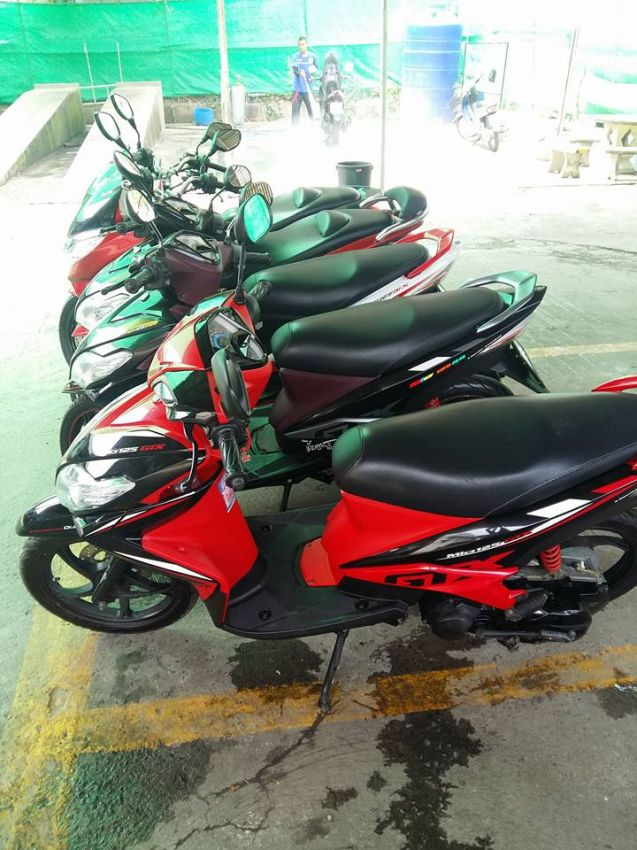 K2S Motorbike & Car Rentals in Buriram