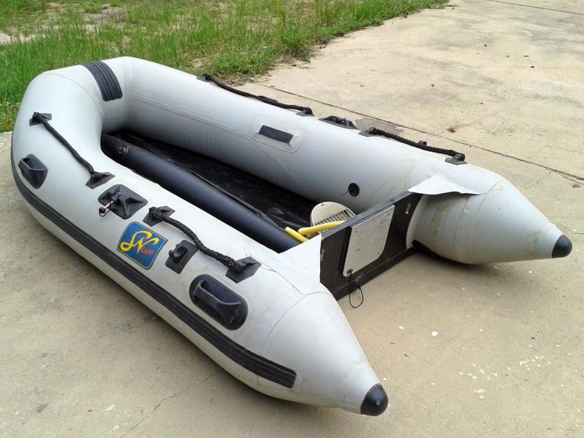Foldable Inflatable Boat for Sale