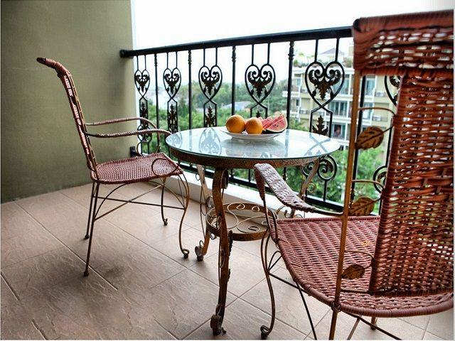 CS1687 Siam Oriental Twins Condo, One bedroom for sale