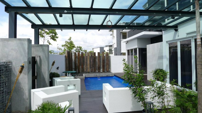 Do you need a Swimming pool or Spa at any place in Thailand